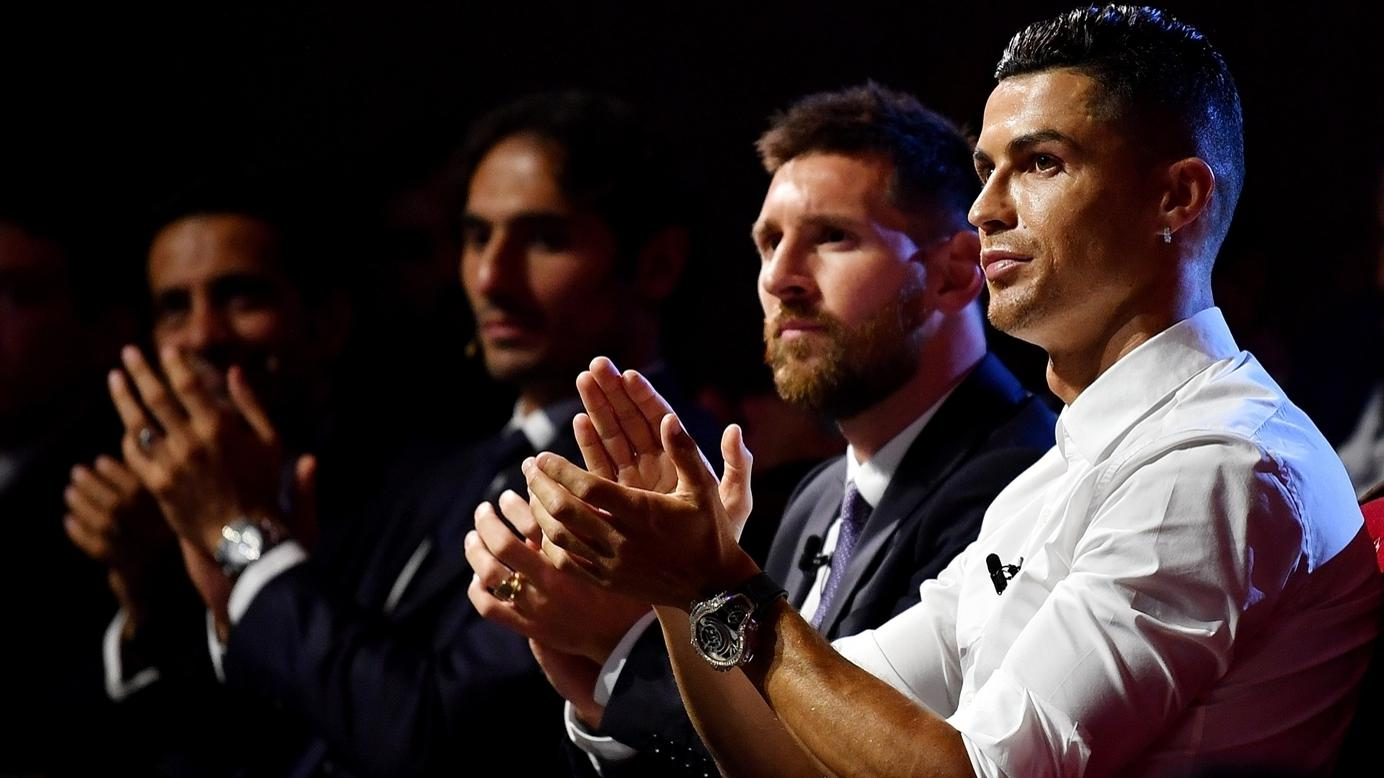 Messi vs Ronaldo Goal