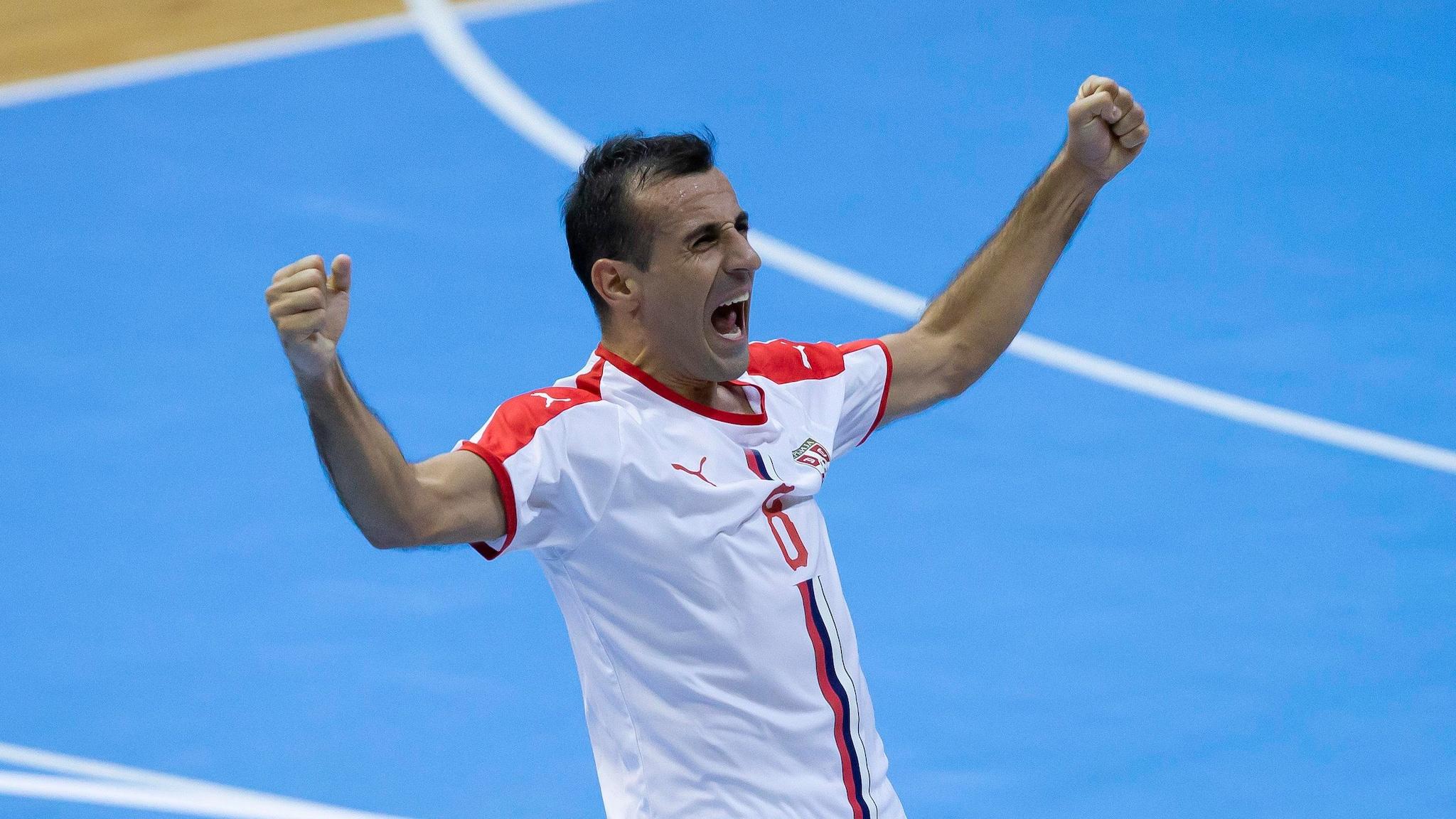play-off: qabaqda serbiya, xorvatiya geri dönüşü
