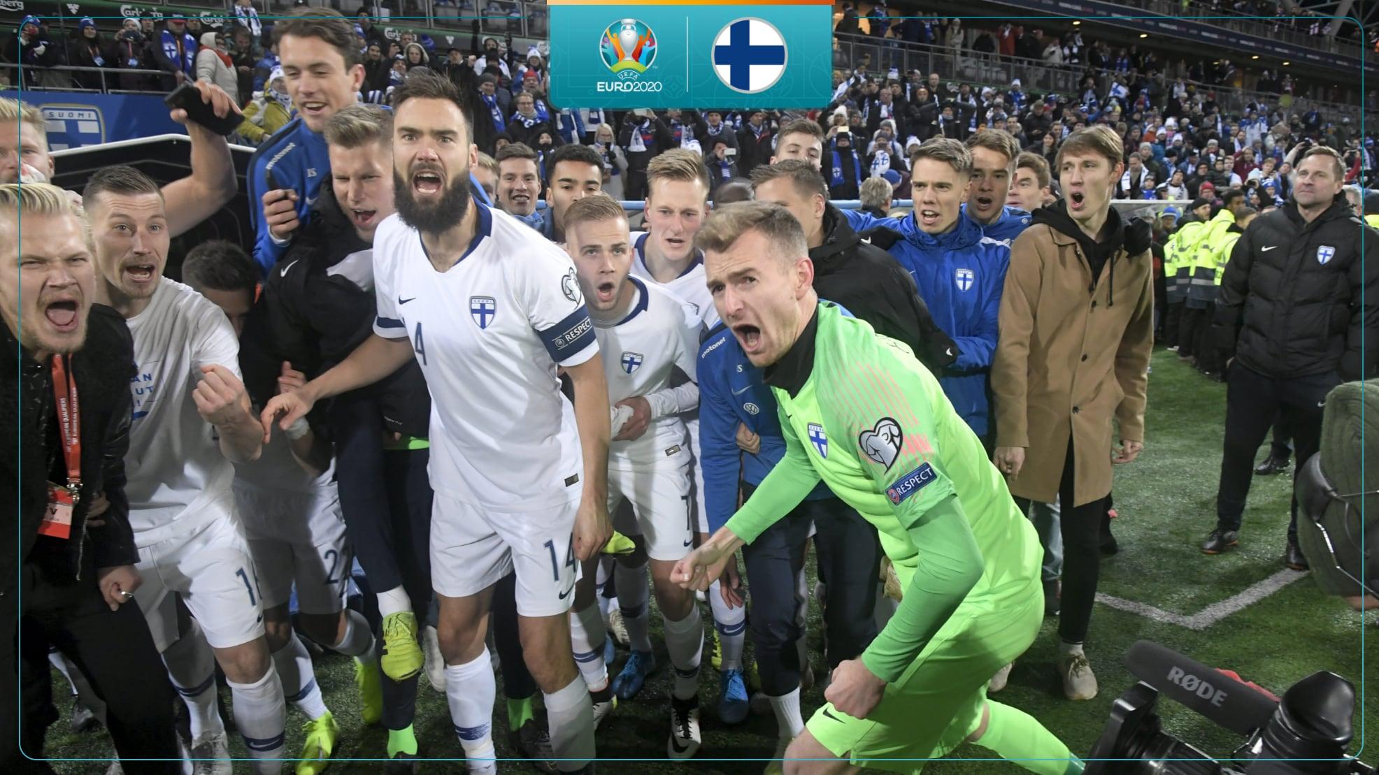 euro 2020 yarışmacıları: finlandiya
