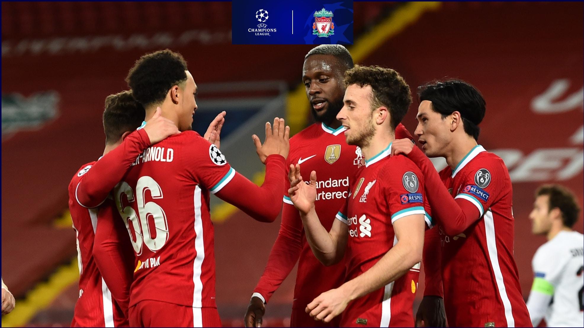 Xülasə: Liverpool çiyinlərini çəkdi